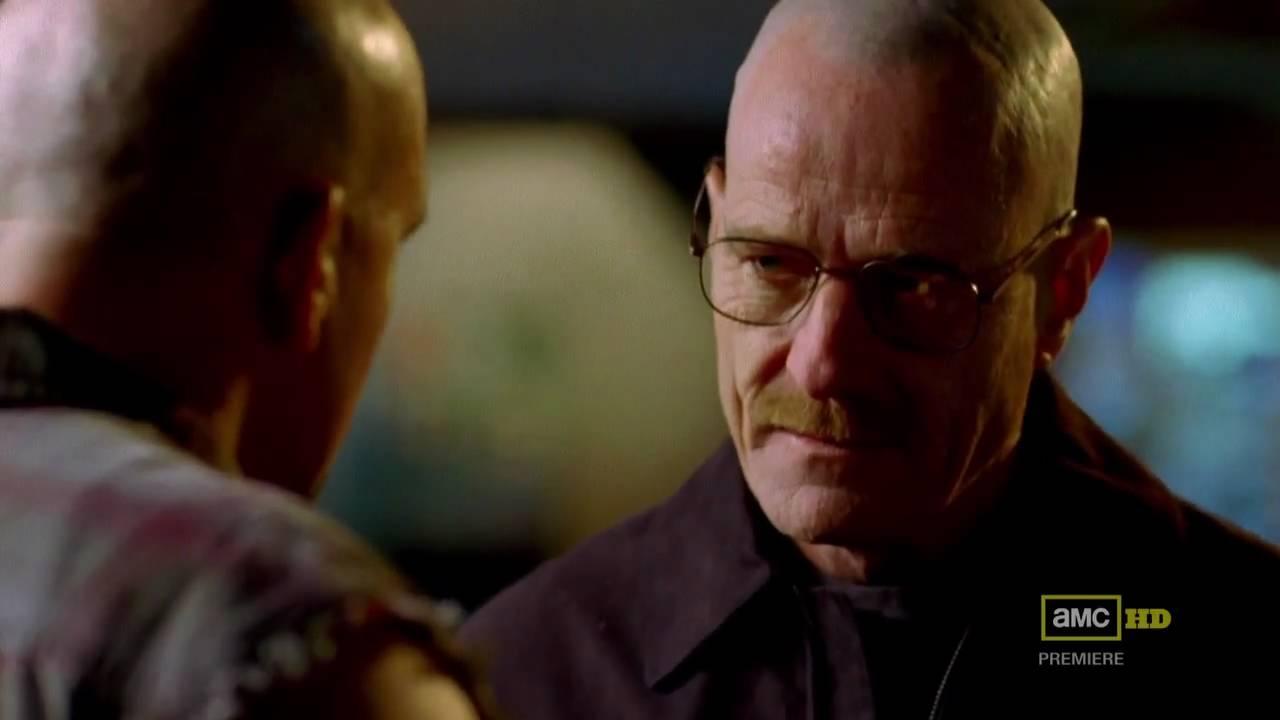 Breaking Bad. Fuera de mi territorio. Episodio 2x10. Imagen: AMC.