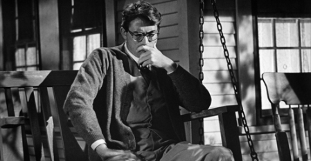 Gregory Peck y el pequeño fascista
