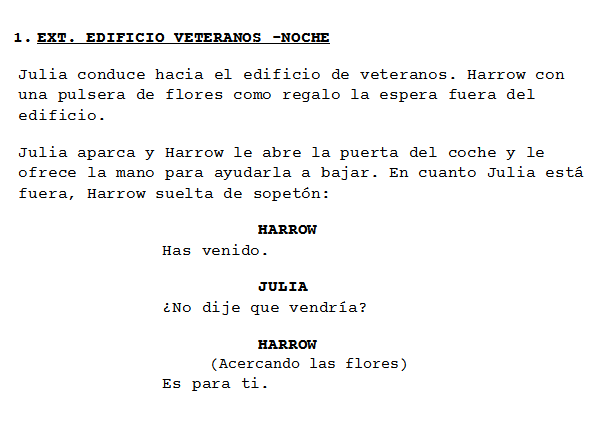 Las flores de Harrow 01