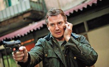 Liam Neeson, un héroe como los de antes