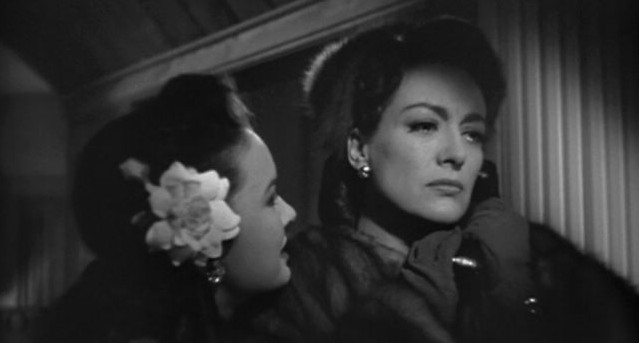 mildred pierce and daughter