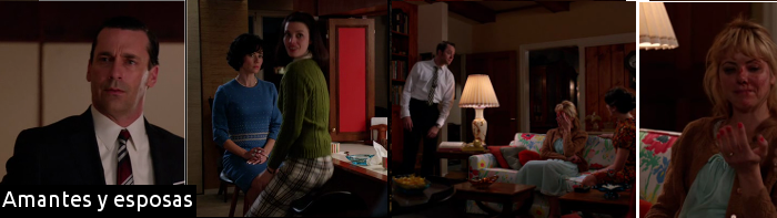 Mad Men - Amantes y esposas